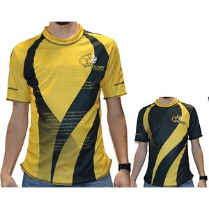 Camiseta Rugby reversible sublimada