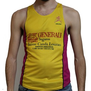 Camiseta sublimada running
